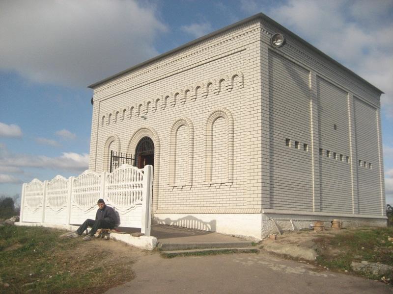 אוהל רבי לוי יצחק מברדיצב