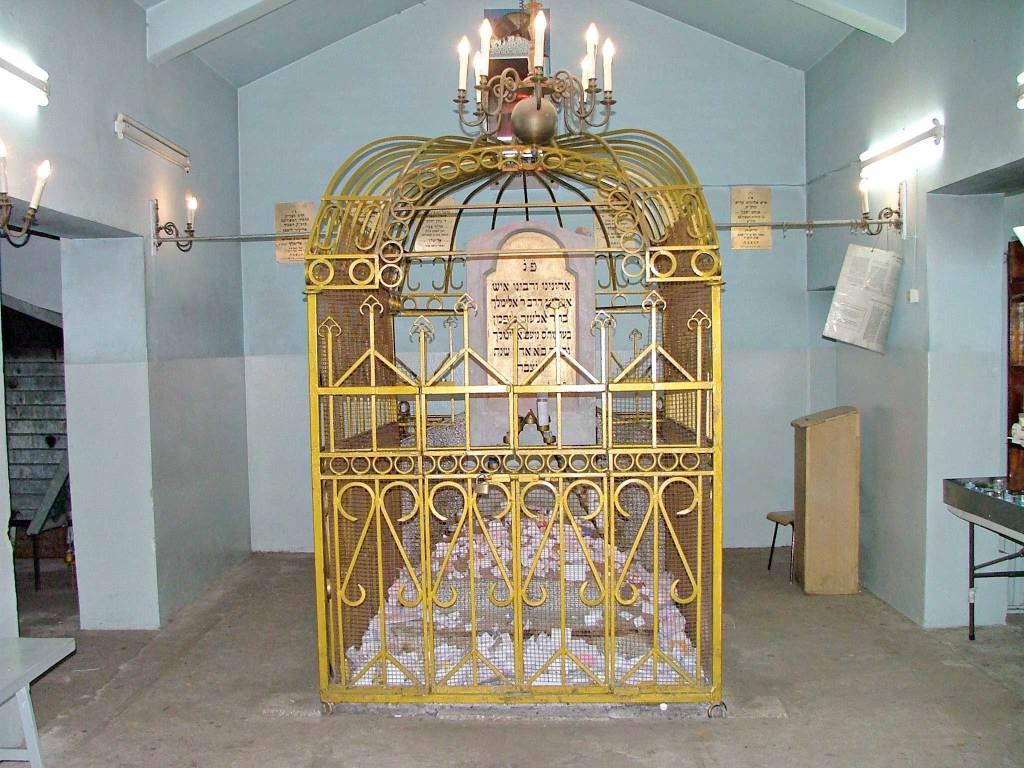 קבר רבי אלימלך מליזענסק