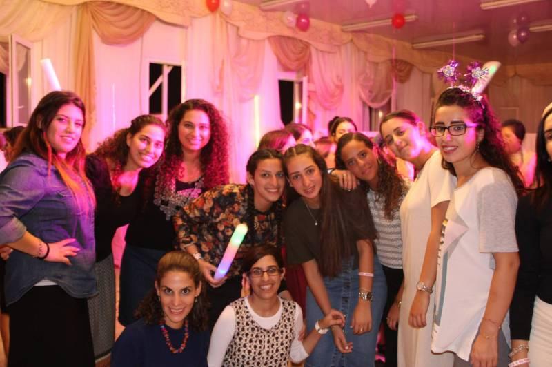 נשים במסיבה באומן