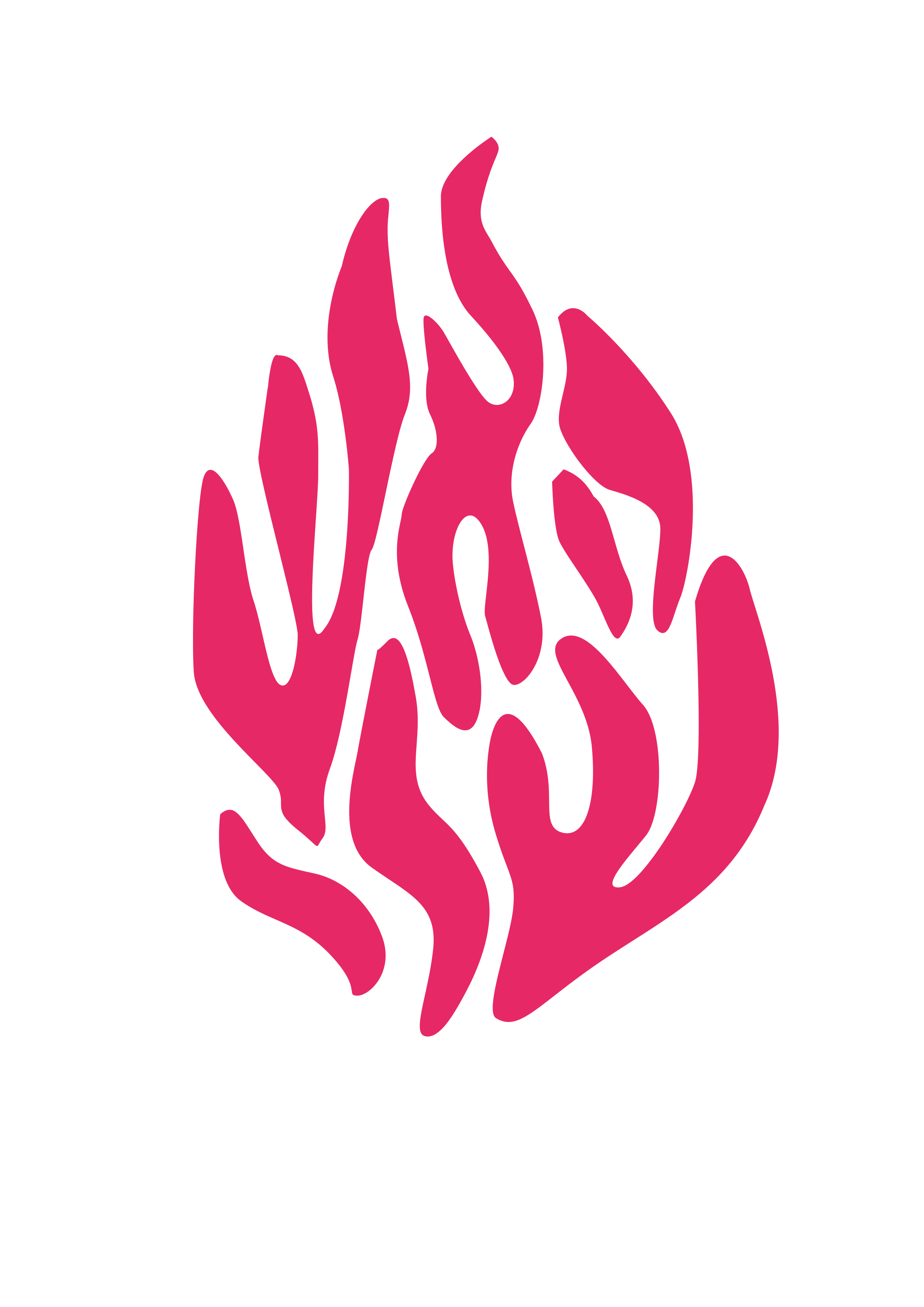 לוגו האש שלי אהובה ארד