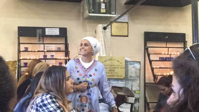 הרבנית אהובה בציון רבי לוי יצחק מברדיצב