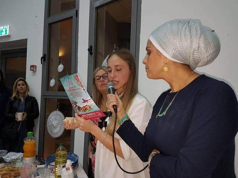 הרבנית אהובה בהפרשת חלה