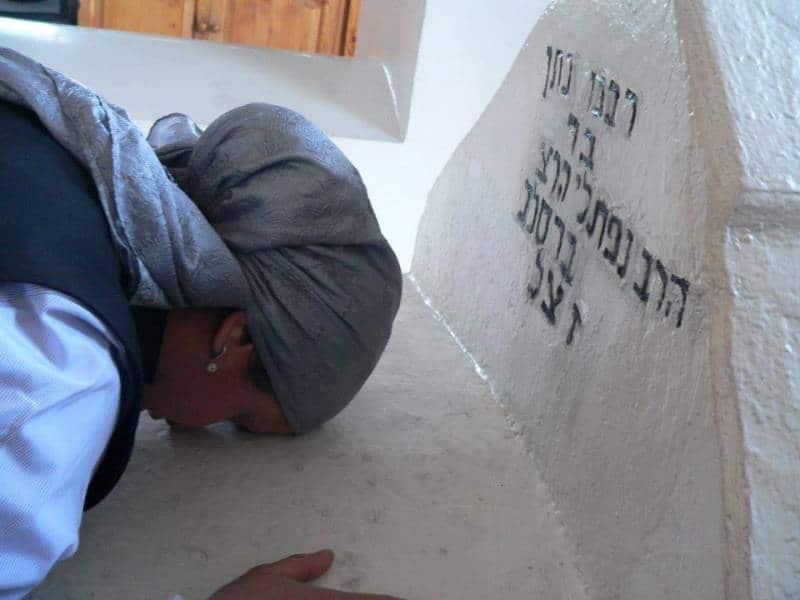 הרבנית אהובה בציון של רבי נתן מברסלב