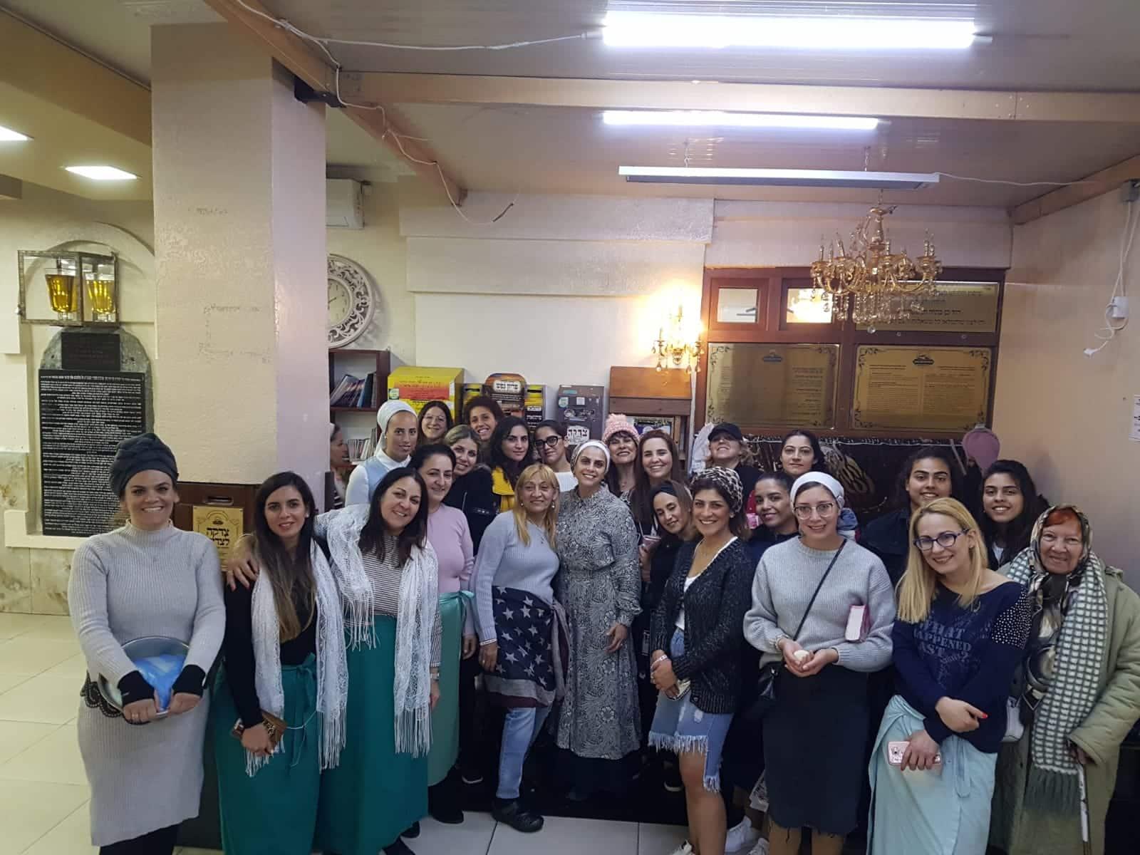קבוצת נשים בציון של רבי נחמן